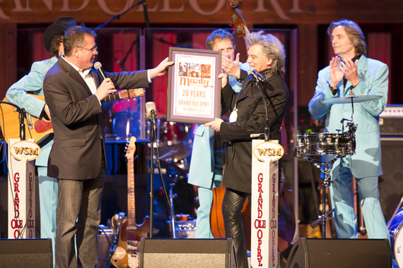 Marty Stuart at