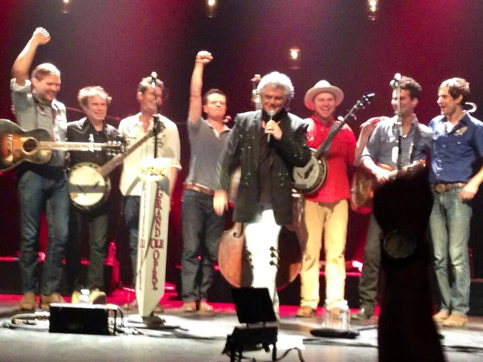 Marty and Old